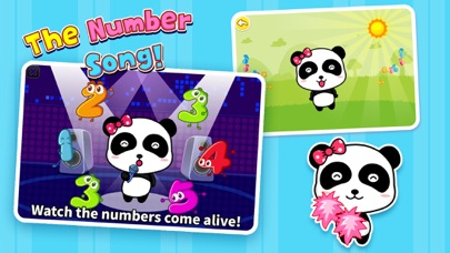 Number Whizz—BabyBus 3