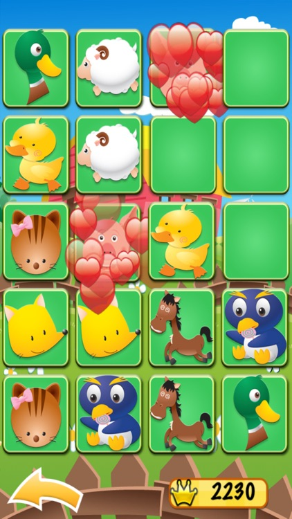 Farm Match for Kids - Animal Matching Games screenshot-3