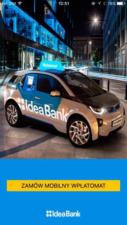 Mobilny Wpłatomat Idea Bank SA