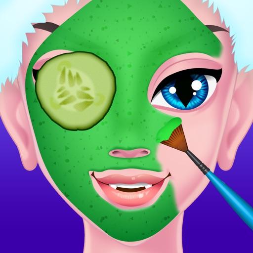 Monster Makeover Girls - Kids Dressup Salon Games