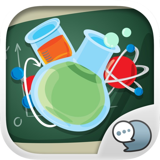 Science Emoji Stickers Keyboard Themes ChatStick