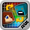 Skin Shuffler for Minecraft Game Textures Skins - iPhoneアプリ