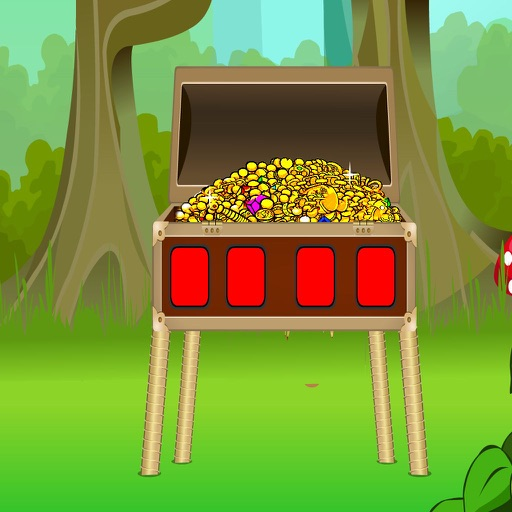 Forest Treasure Escape 2