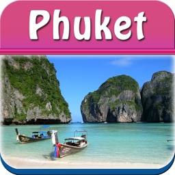 Phuket Island Offline Map Travel Explorer