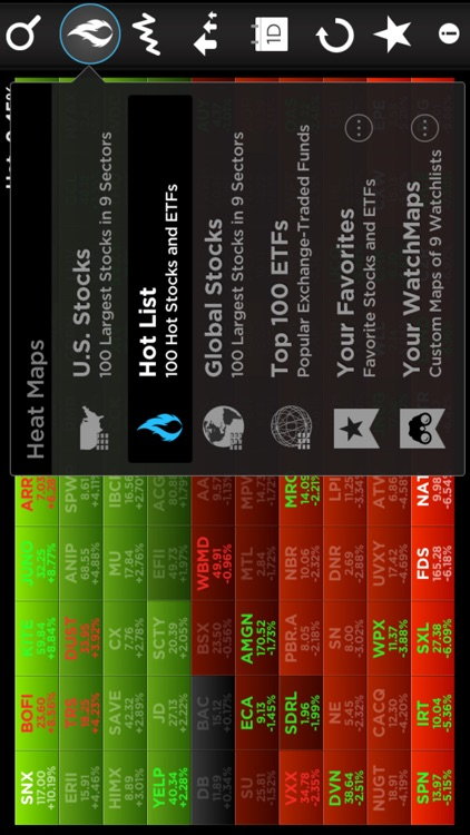 StockTouch screenshot-2