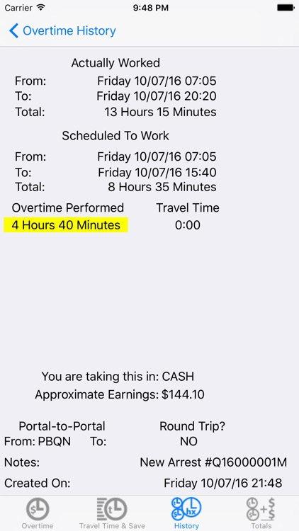 JobTime Pro screenshot-3
