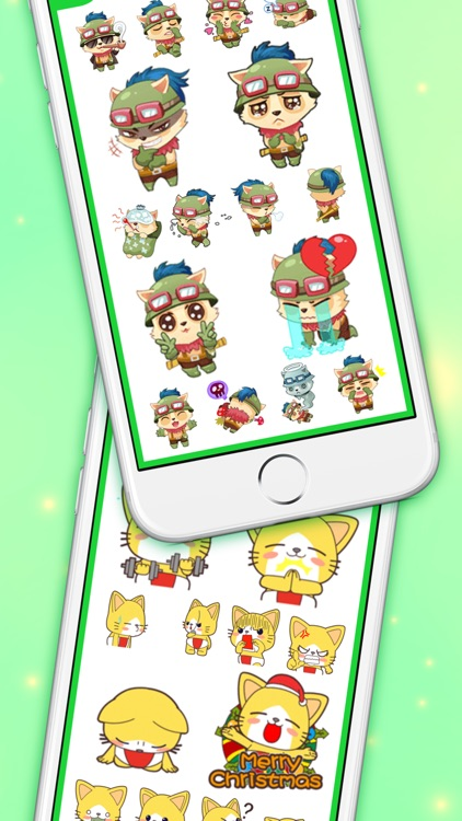 CatsMoji - Animated Cats for iMessage & WhatsApp screenshot-3