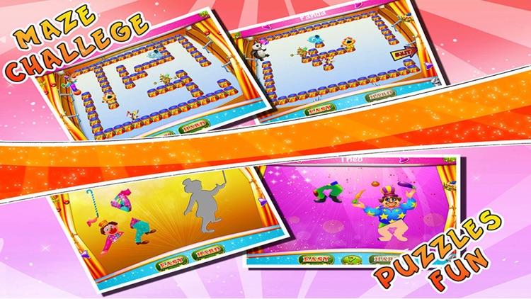Magic Circus World screenshot-4