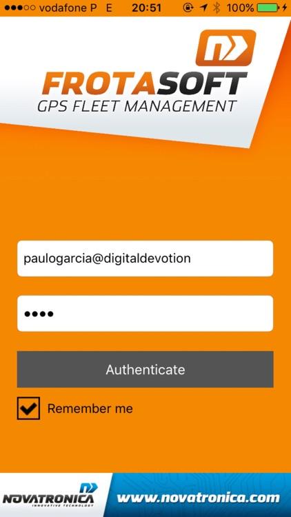 FrotaSoftMobile2016R3 screenshot-4