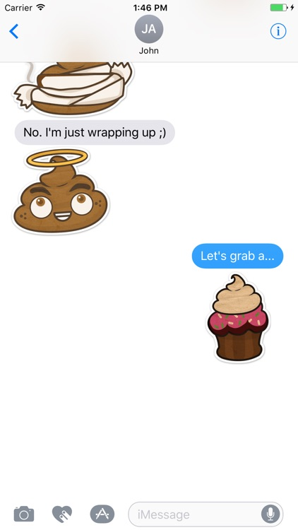 PooPoo Head Sticker Pack screenshot-4