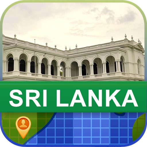 Offline Sri Lanka Map - World Offline Maps