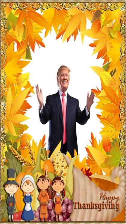 Make Thanksgiving Greeting Cards & Photos Free screenshot-3