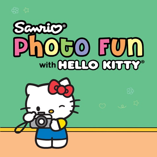 Sanrio Photo Fun with Hello Kitty