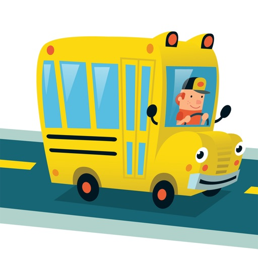 School Bus Pickup - plan routes to drop off kids
