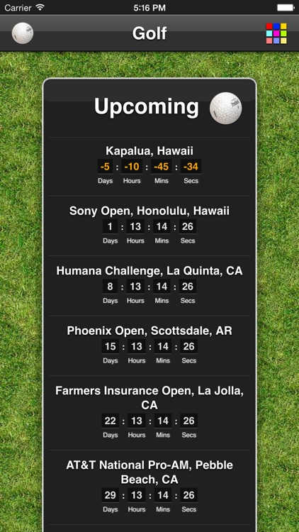 Golf screenshot-2