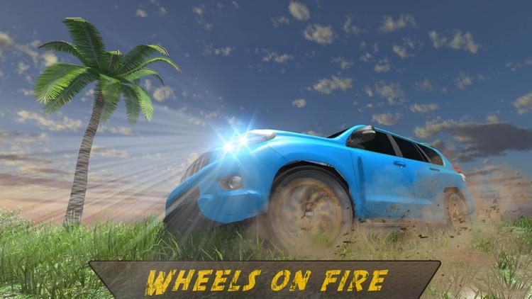 Crazy 4x4 Prado Offroad 2017 - Driving Simulator