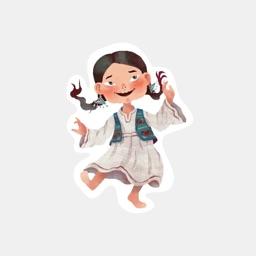 Dorana Emoji Stickers - for iMessage
