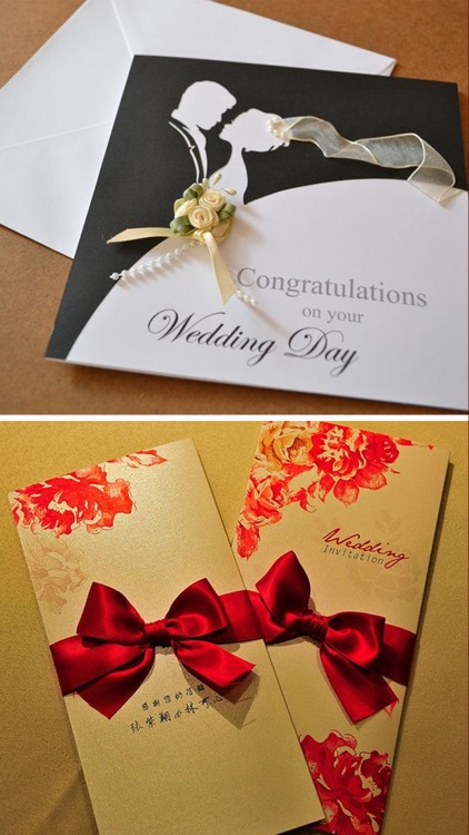 Wedding Card Designs: Cool Invitation Cards Ideas