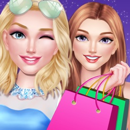 BFF Holiday Date - Shopping Mall Dress Up