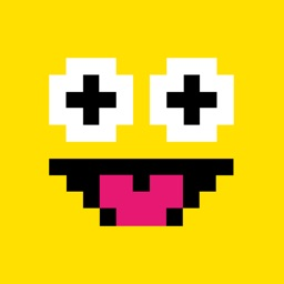 Animated Pixel Emoji