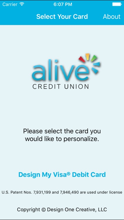 Alive Credit Union Spark My Card