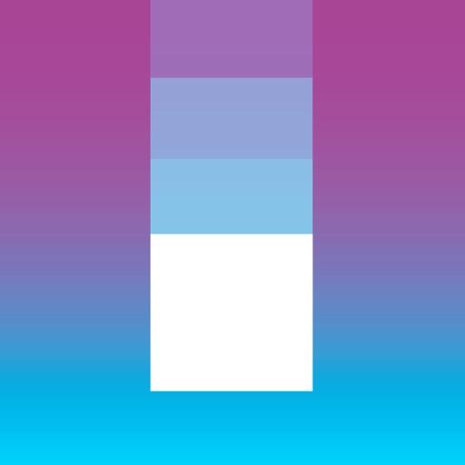 Drop Block ■ Endless Arcade Leaping! iOS App