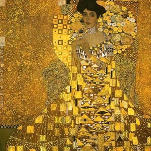 Gustav Klimt Gallery icon