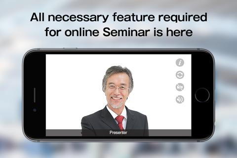 V-CUBE Seminar Mobile - náhled