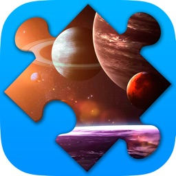 Space Jigsaw Puzzles free Games for Adults