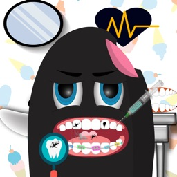 Amazing Ice Cream Dentist Pop Game Kids