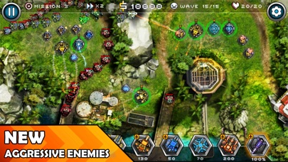 Tower Defense Zone 2-2