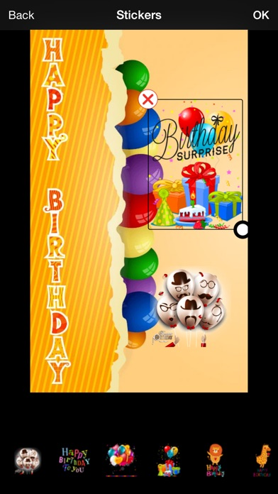 Birthday greeting cards maker app mobile apps birthday greeting cards maker m4hsunfo