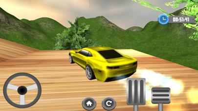 Car Platform Drive 3D 3