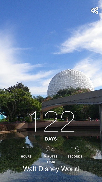 Vacation Countdown for Disney World screenshot-3