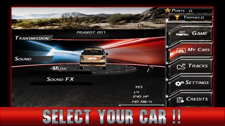 Free Car Racing Games - Great 3D Moto Stunt Strike screenshot-3