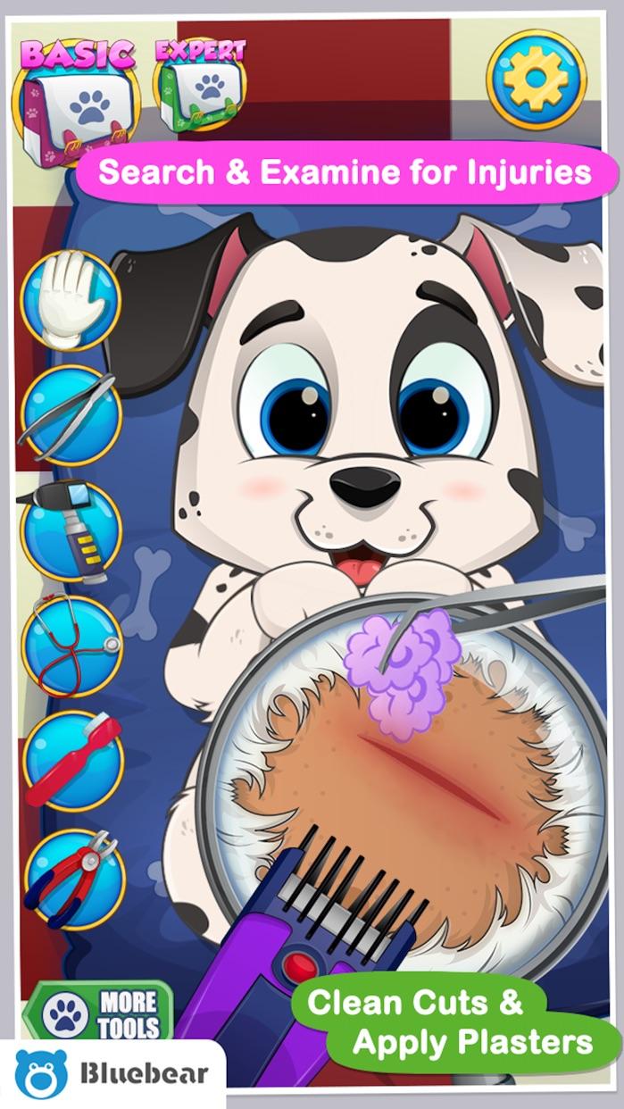 Puppy Doctor Screenshot
