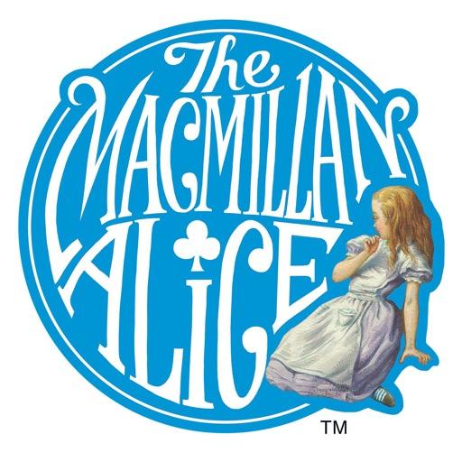 The Macmillan Alice Sticker Pack