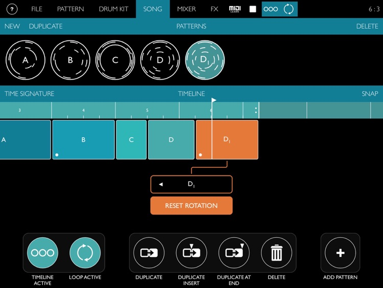 Patterning : Drum Machine screenshot-4
