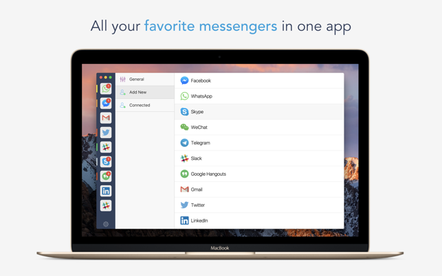 IM+ All-in-One Messenger on the Mac App Store
