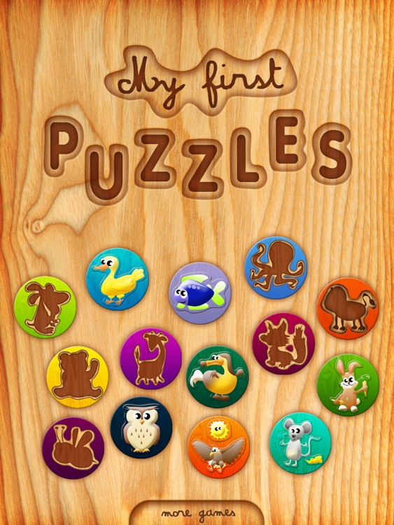 My first puzzles HD