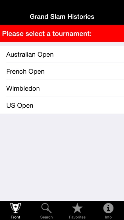 Tennis Champions App screenshot-0