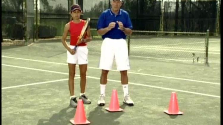 Tennis Movement on The Court - Pat Etcheberry screenshot-3