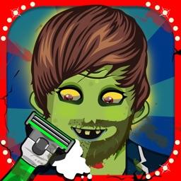 Halloween Celebrity Shave