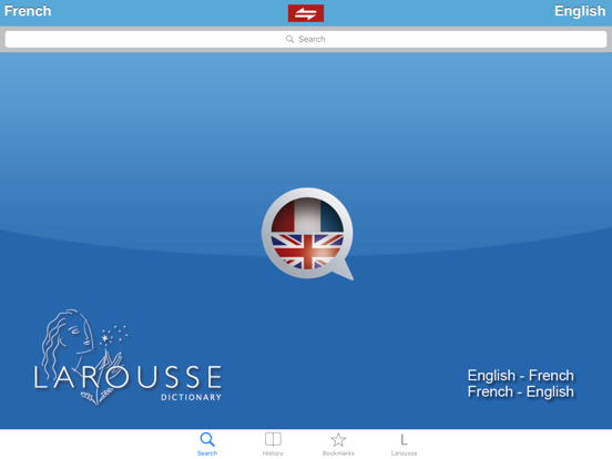 English / French dictionary | App Price Drops