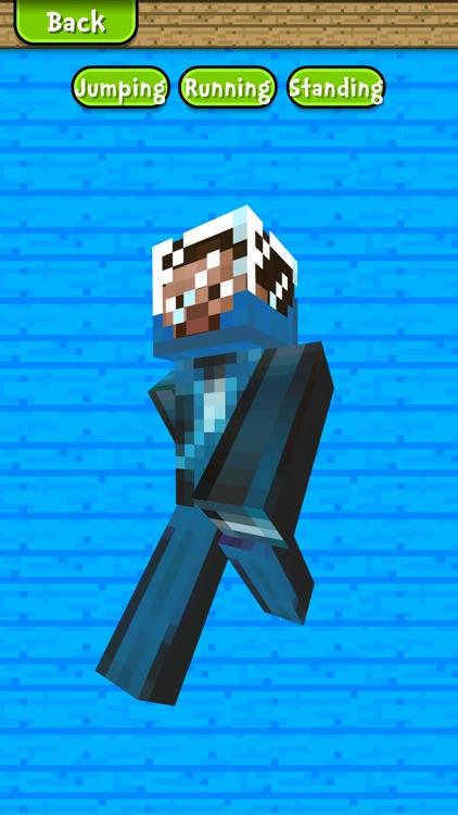 Skin Craft for Minecraft Skins   Boy & Girl Skins