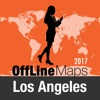 Los Angeles Offline Map and Travel Trip Guide