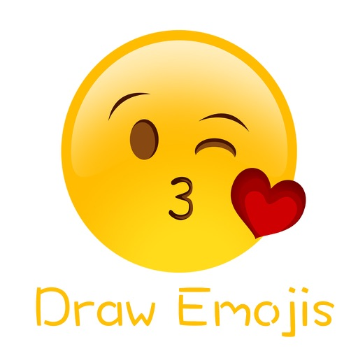 How To Draw Emojis Step By Step Easy By Lvxiang Song