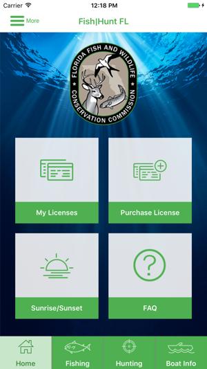 Fish | Hunt FL on the App Store