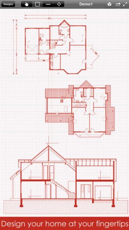 Home Plan - Interior Design & Floor Plan screenshot-4