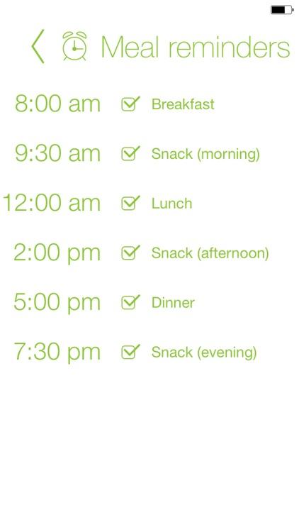 See How You Eat Food Diary App screenshot-4